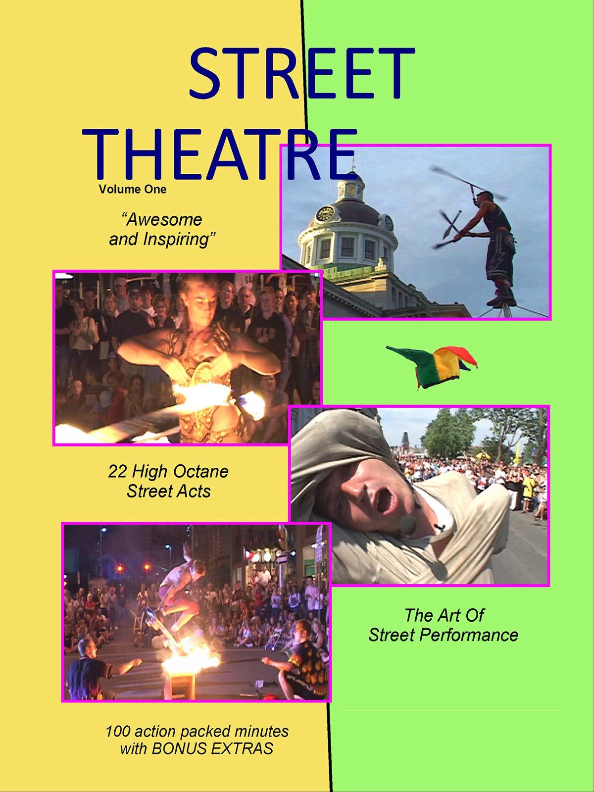 Street Theatre on Amazon Prime Video UK