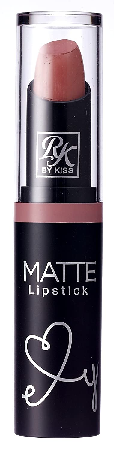 RUBY KISSES MATTE LIPSTICK BRILLIANT, VIVID COLORS 3.5 g (0.12 oz)