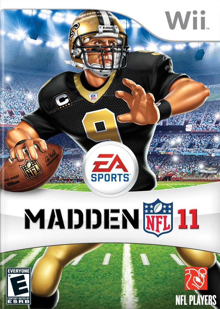 Madden NFL 11 rated 75 on metacritic