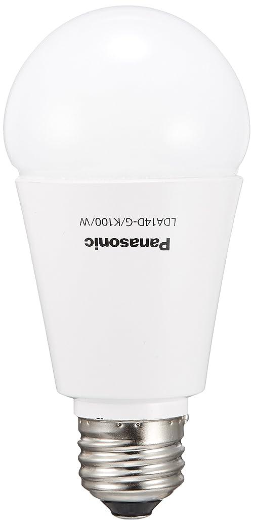 Panasonic LED電球 電球100W形相当 1520 lm 昼光色相当 広配光タイプ E26口金 LDA14DGK100W
