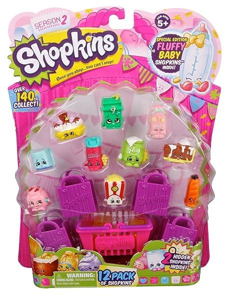 Shopkins Season 2 (12 Pack) (Styles Will Vary)