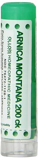 Отзывы Ollois Homeopathic Medicines, Arnica 200CK Pellets, 80 Count