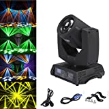 TC-Home New 200W DMX 5R Dimmable 16CH Auto Beam Moving Head Light Stage DJ