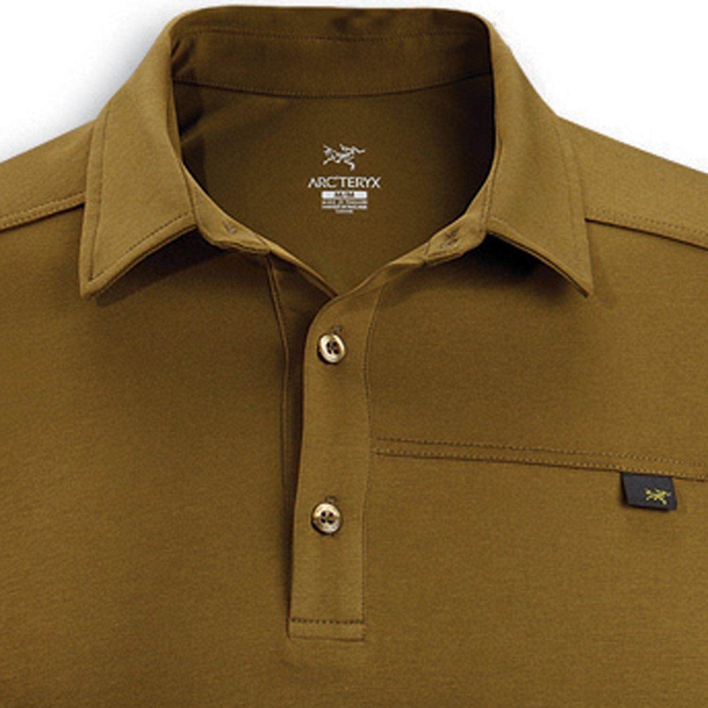 Arcteryx Captive Polo Ss Short Sleeve Shirt
