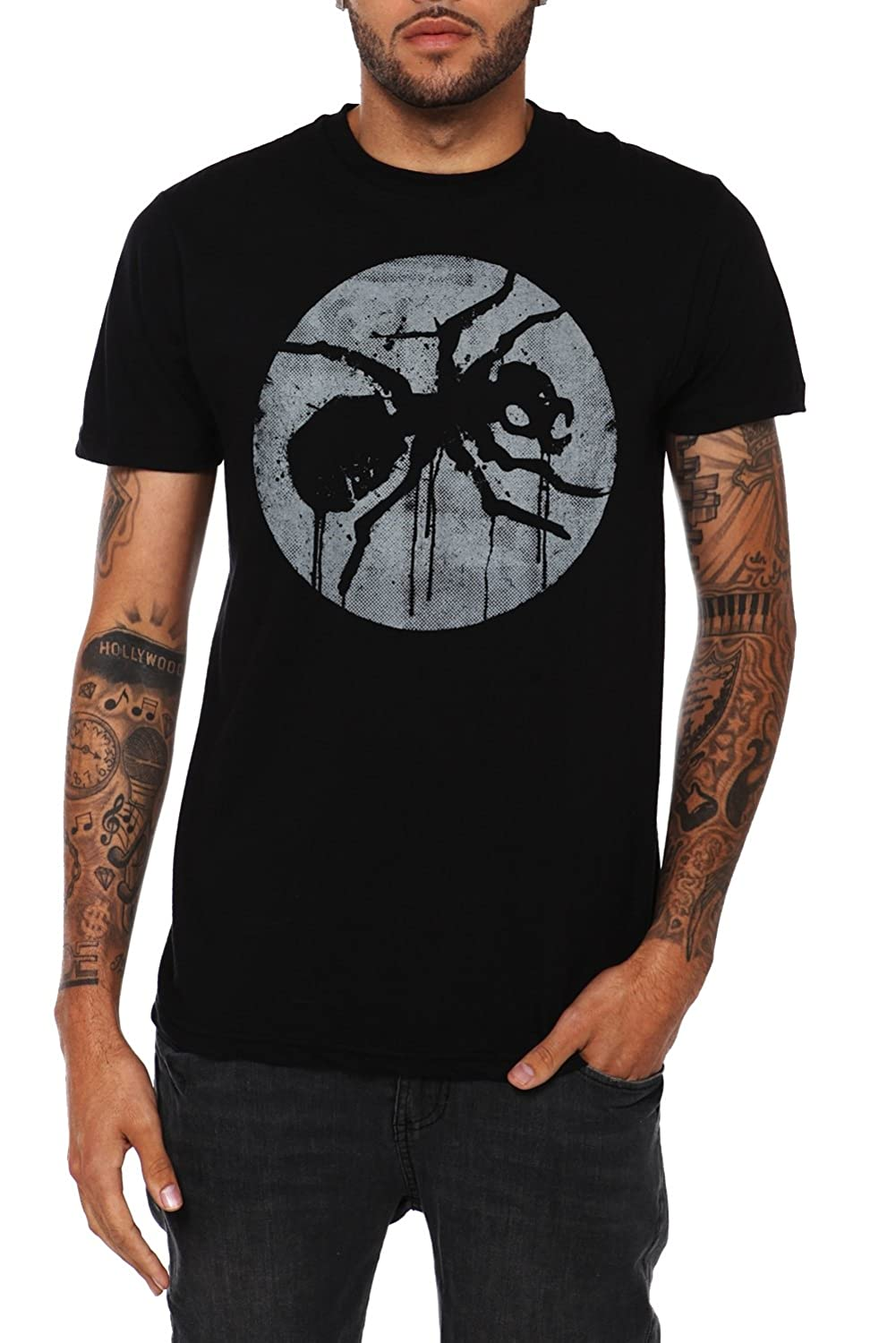 The Prodigy Ant Logo T-Shirt the prodigy ant logo t shirt