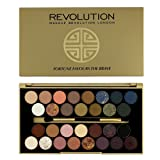 Makeup Revolution Fortune Favours The Brave Palette by Makeup Revolution