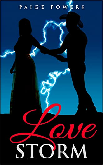Love Storm: Western Romance (Leap of Love Series Book 4) written by Paige Powers