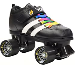 How to know what size roller skates to buy - Womens Roller Skate Size 6 – Riedell RW Volt Rainbow Skates