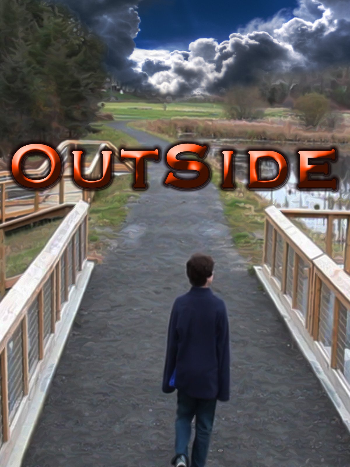 Outside on Amazon Prime Instant Video UK