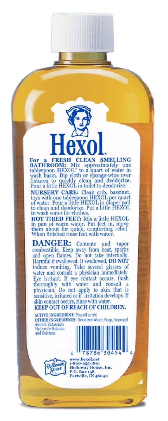 Amazon.com - Hexol Concentrated General Household Cleaner and ...