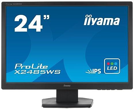 "22-24"" Iiyama X2485WS-B1 23,6IN LED"