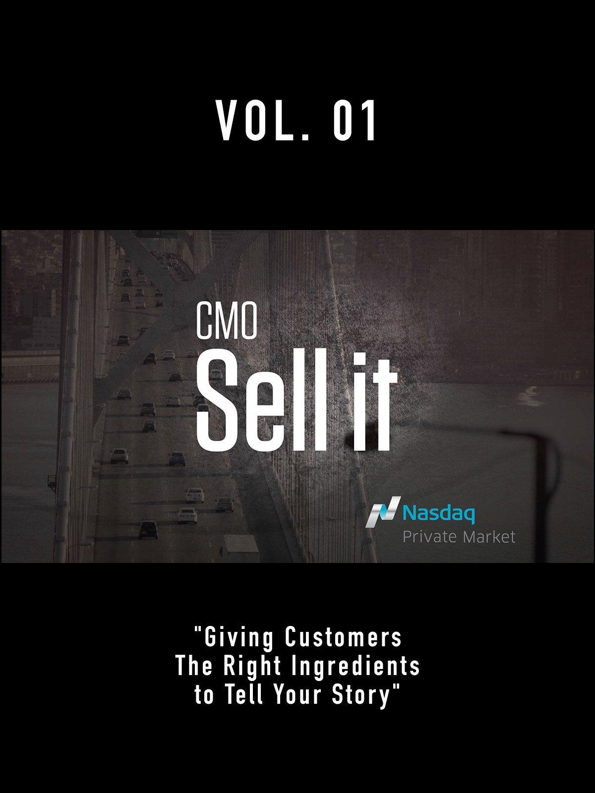CMO Sell It Vol. 01