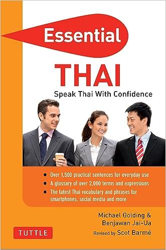 Essential Thai: Speak Thai With Confidence (Essential Phrase Bk)