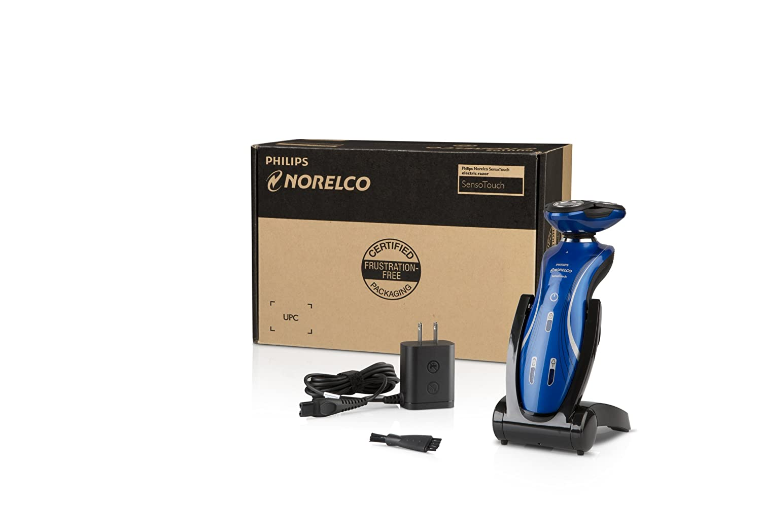Philips Norelco 1150X/46 SensoTouch 2D Electric Razor, Frustration Free Packaging $55