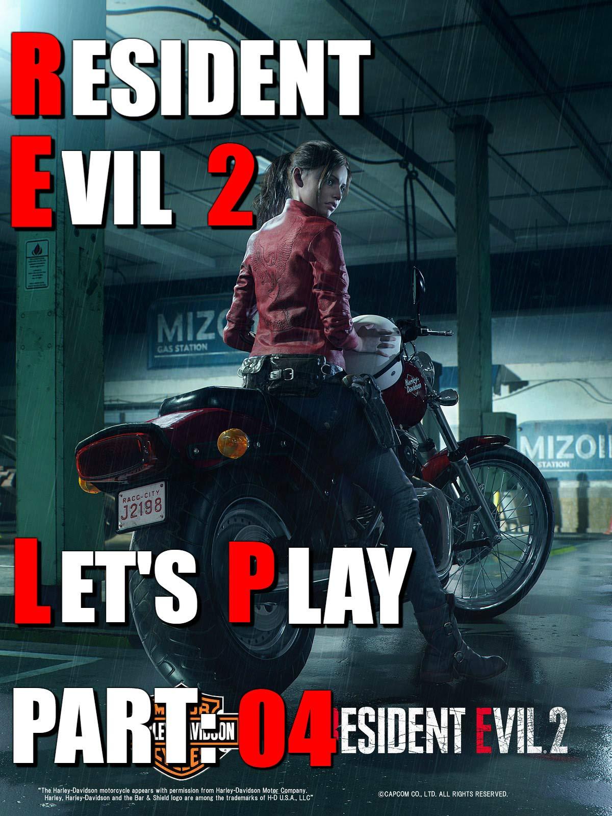 Resident Evil 2 | Let's Play | Part 4.