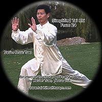 Simplified Tai Chi Form 24