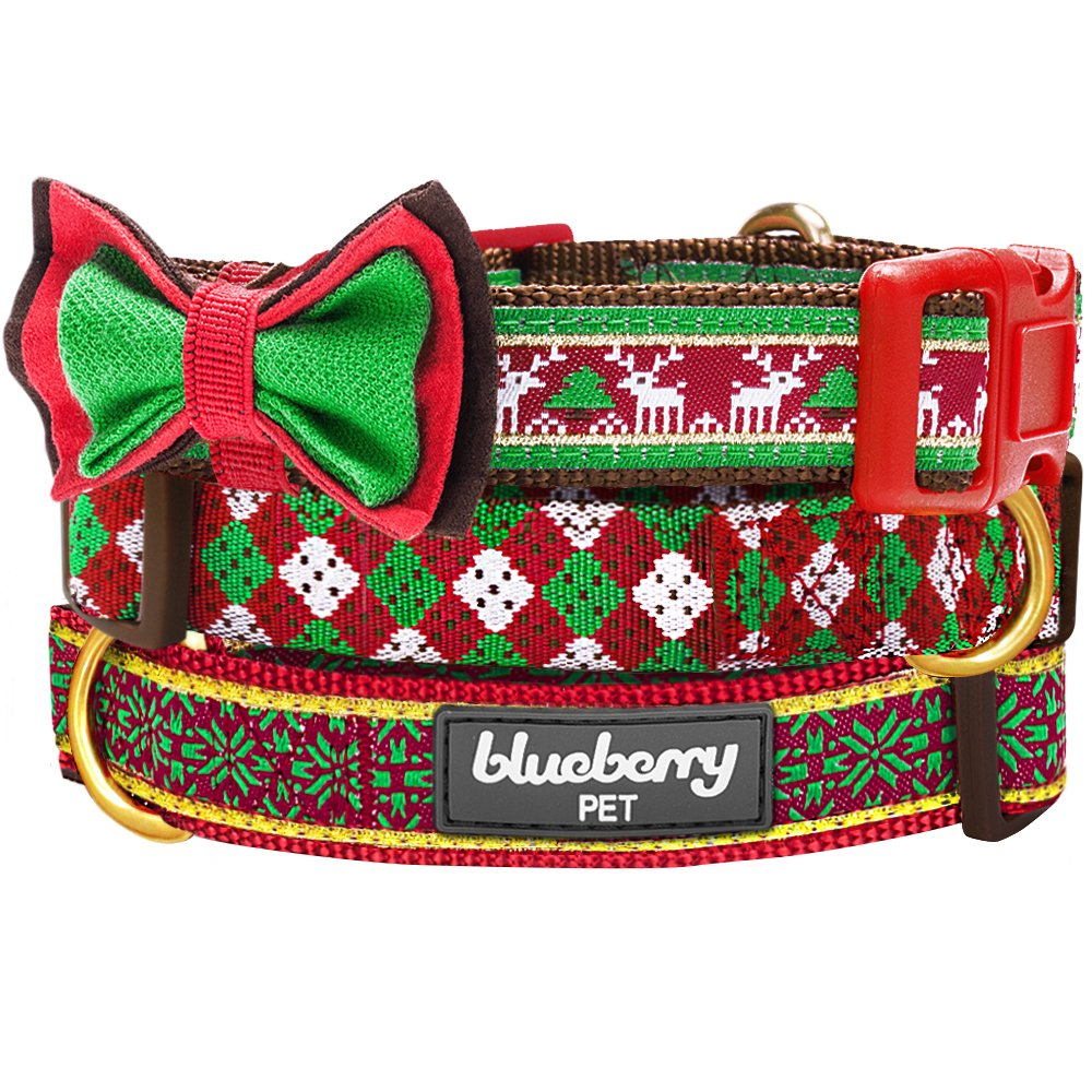 Dog Holiday Collars