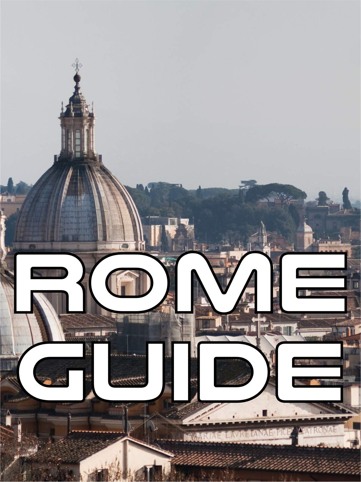 Rome Guide on Amazon Prime Video UK
