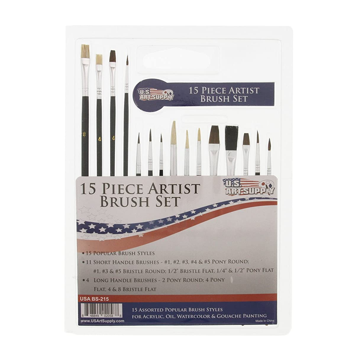 US ART SUPPLY 121-Piece Custom Artist Painting Kit with Coronado Sonoma Easel, 24-Tubes Acrylic Colors, 24-Tubes Oil Painting Colors, 24-tubes Watercolor Painting Colors