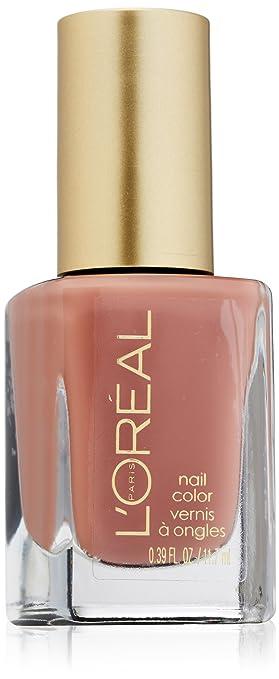 Buy L'Oreal Paris Color Riche Nail Varnish, 320 Marvelous, 11.7 ml ...