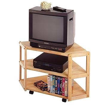 Derby Corner TV Stand
