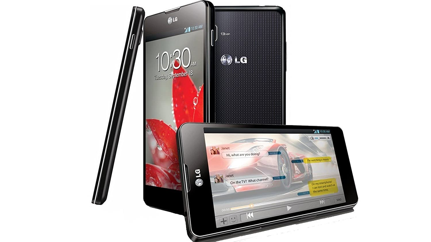 LG Optimus G smart[hone - Best Gadgets Outlet