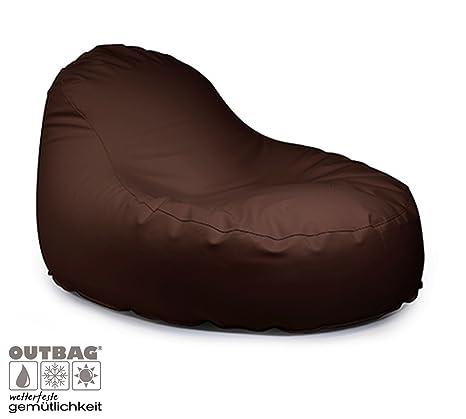 Outbag–Slope XL Deluxe Gabler24–Puf, Tela, marrón