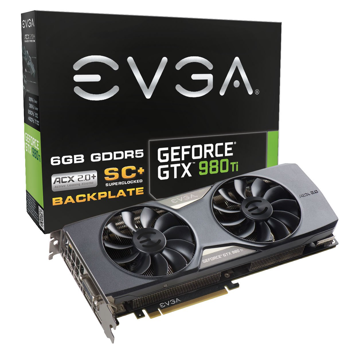 ASUS GeForce GTX 980 Ti STRIX High Performance Graphics Card