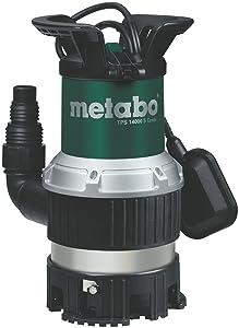 Metabo 251400000 KombiTauchpumpe TPS14000S, 770W, 230Volt, 50Hz  BaumarktKundenbewertungen
