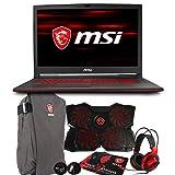 MSI GL73 8RD-031 Essential (i7-8750H, 32GB RAM, 500GB PCIe SSD + 1TB HDD, NVIDIA GTX 1050Ti 4GB, 17.3