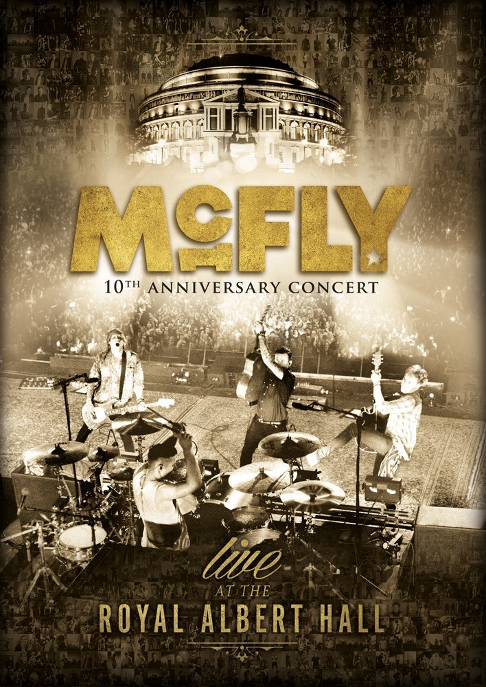 Live at the Royal Albert Hall-10th Anniversary [Blu-ray]