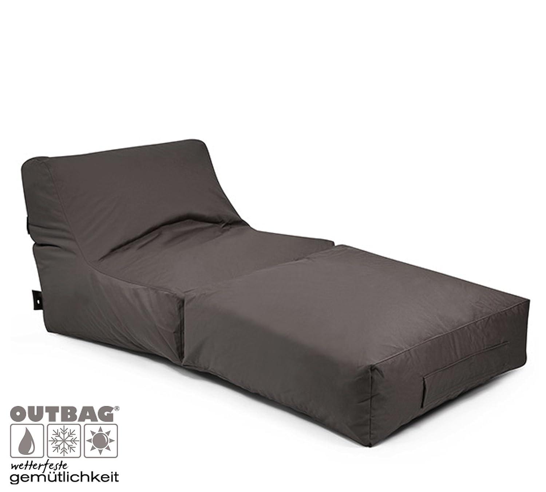 OUTBAG Outdoor Sitzsack Liege Peak Plus, anthrazit online kaufen