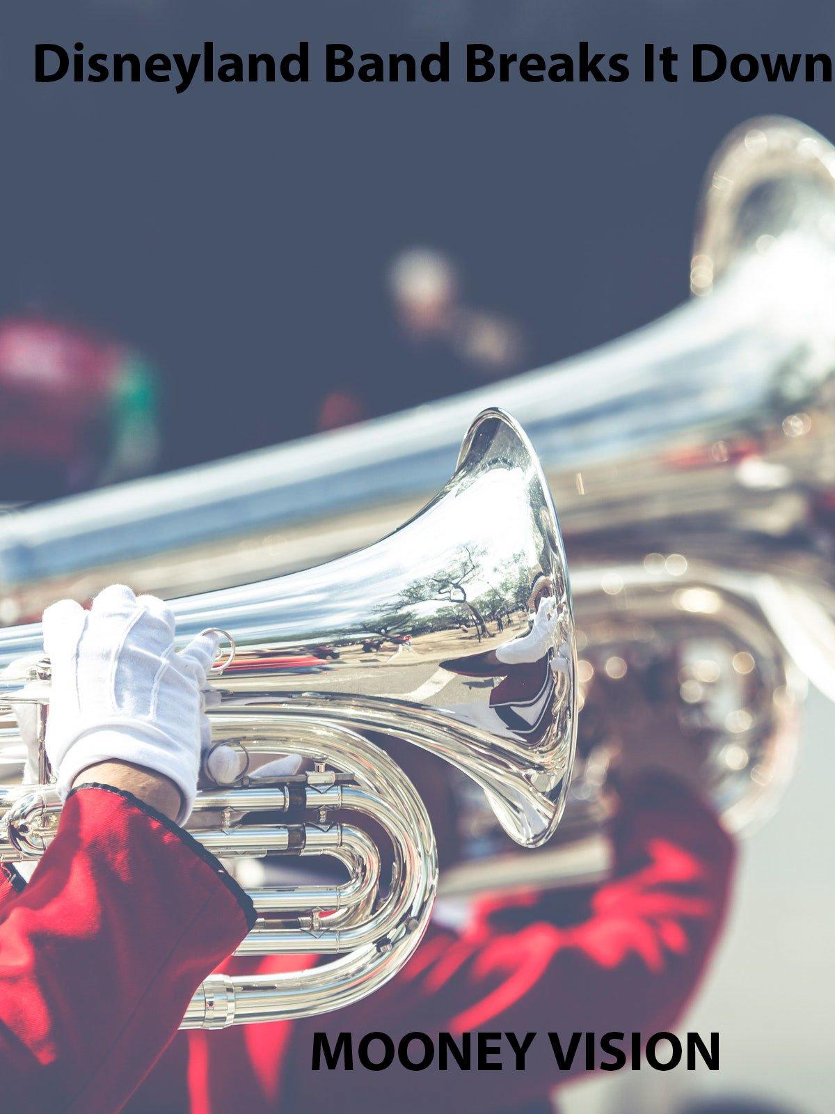 Disneyland Band Breaks It Down