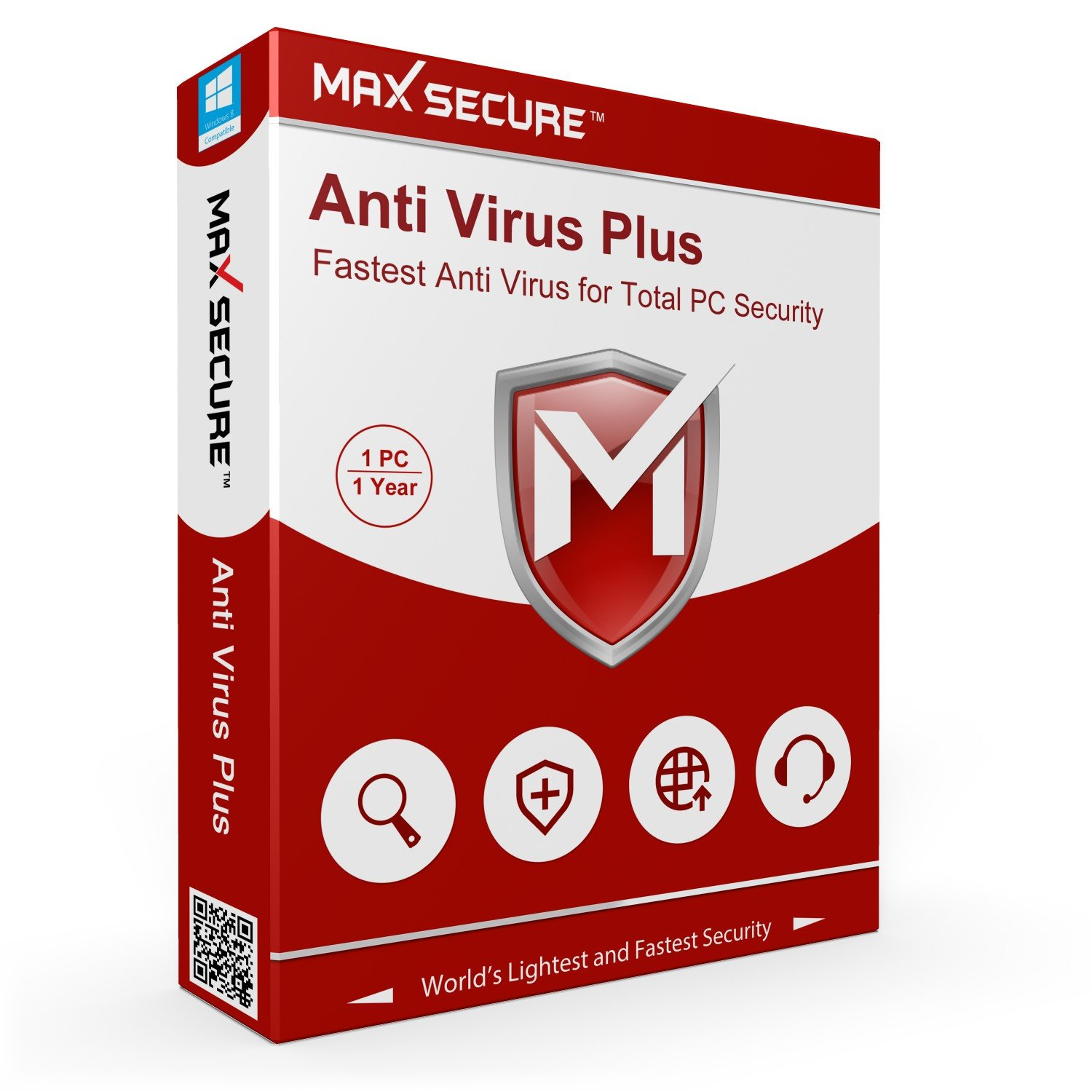 Upto 65% off on MaxSecure Software By Amazon