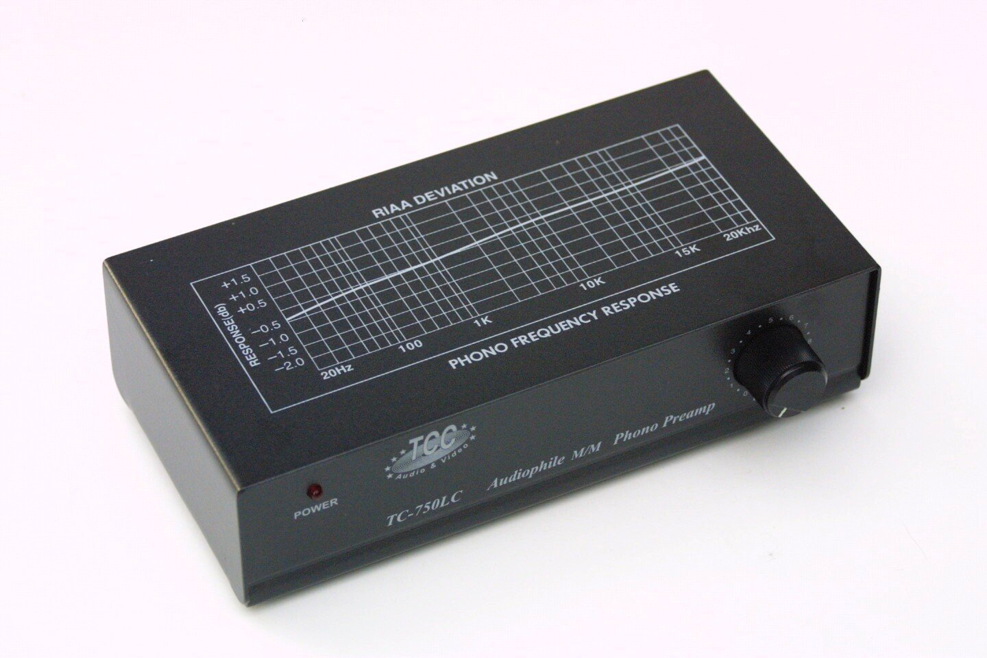 Moving Magnet Professional Preamp