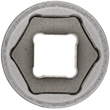 "Wera Zyklop 8790 HMA 1/4"" Socket, Hex head 12mm x Length 23mm"