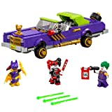LEGO The Batman Movie The Joker Notorious Lowrider 70906 Batman Toy (Color: Multi-colored)