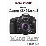 Canon 5D Mark II Made Easy Training DVD 2 Disc Set