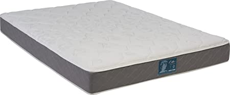 Wolf Corp Double Sided Reversible Ortho Ultra Firm Foam Encased Innerspring Mattress, Twin X-Large