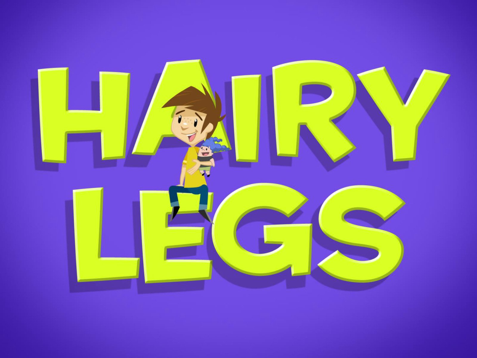 Hairy Legs - Season 1