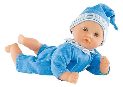 Corolle - FFP30 - Mon Premier Bébé Calin Bleu