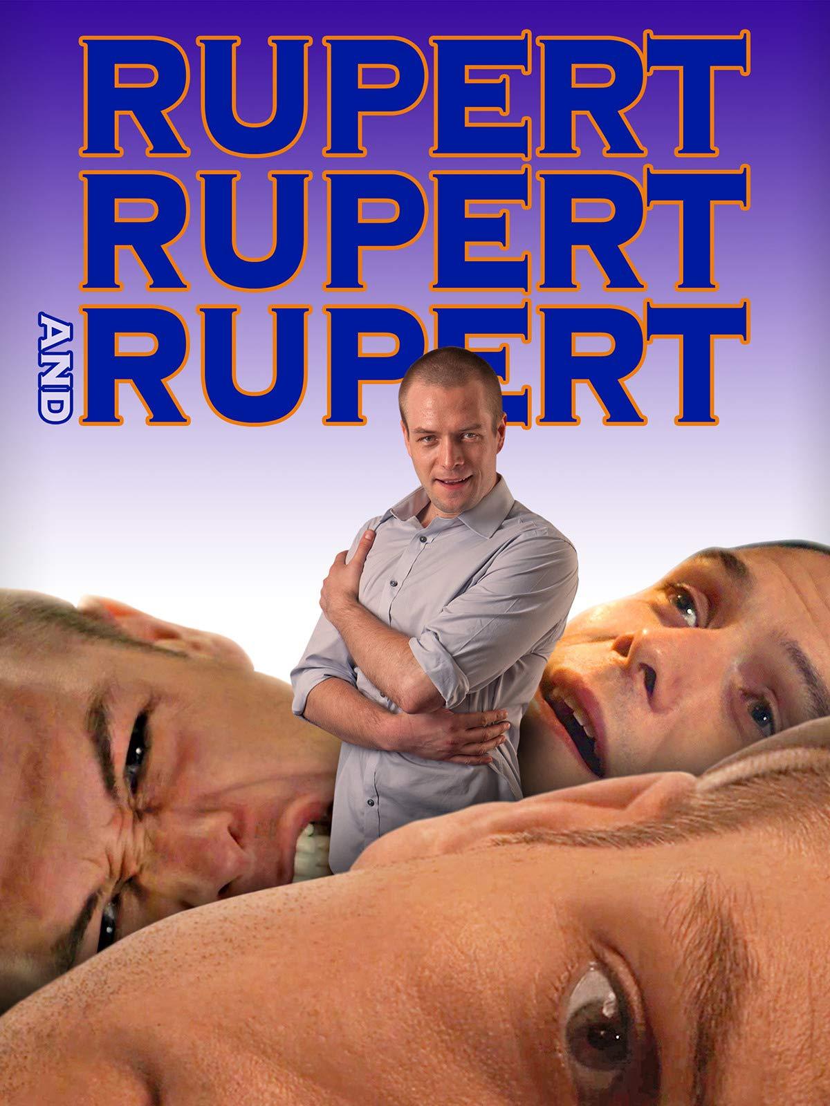 Rupert, Rupert & Rupert on Amazon Prime Video UK