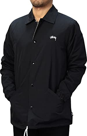 STUSSY (ステューシー) SS-Link Coaches Jacket