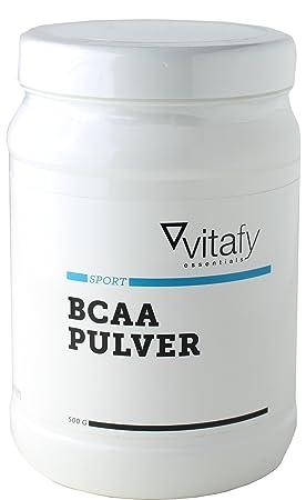 Vitafy Essentials BCAA Pulver (500g)