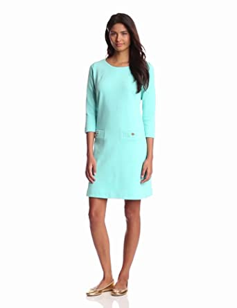 Lilly Pulitzer Women's Charlene Dress, Shorely Blue, X-Small