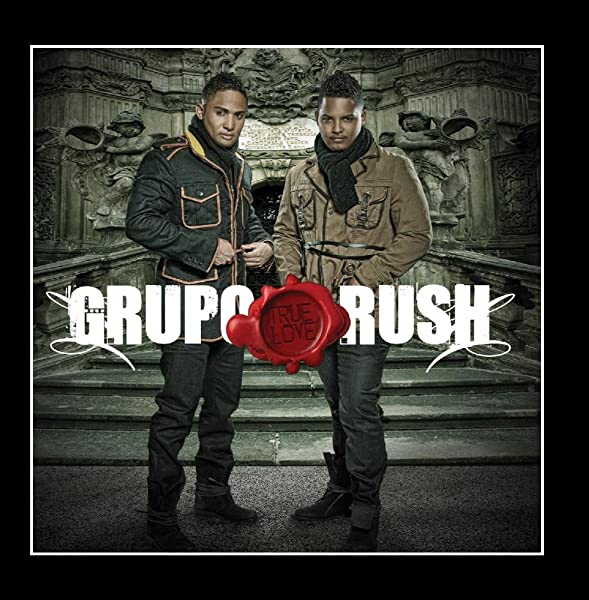 Grupo Rush - True Love (2012) [MP3 @320 Kbps]