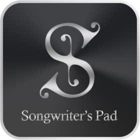 Songwriter's Pad LE - Songwriting App with Rhyme Dictionary (Kindle Tablet Edition)