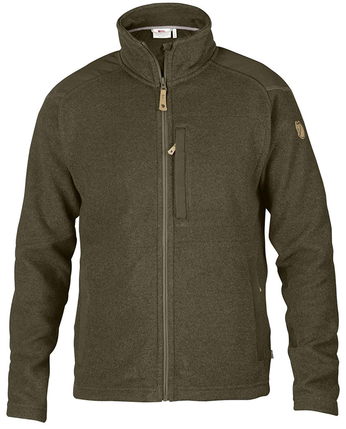 Fjällräven Herren Fleecejacke Buck Fleece 81328