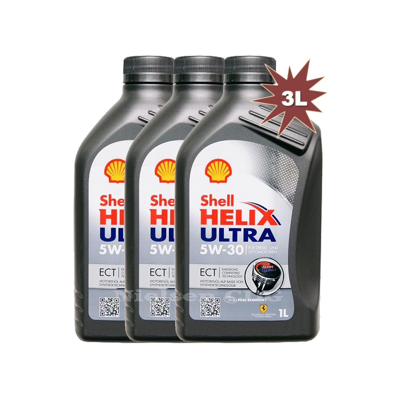 Shell Helix Ultra Ect Ah 5W 30