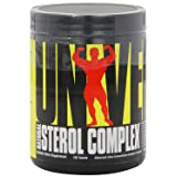 Universal Nutrition Natural Sterol Complex, 180 Tablets (Tamaño: 180)